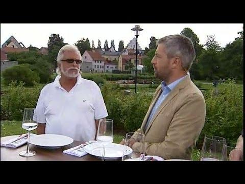 Ulf Brunnberg på besök i Almedalen - TV4