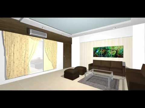 Interior Design Service In Nashik Maharashtra Youtube