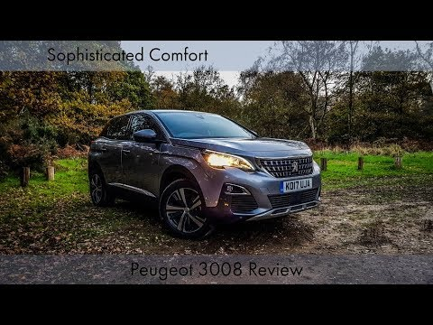 peugeot-3008-review:-sophisticated-comfort