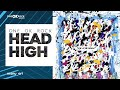 ONE OK ROCK - Head High | Lyrics Video | Sub Español