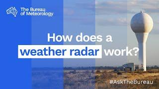 Askbom: How Does A Weather Radar Work?