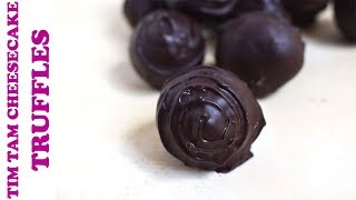 Tim Tam Cheesecake Truffles | RECIPE!
