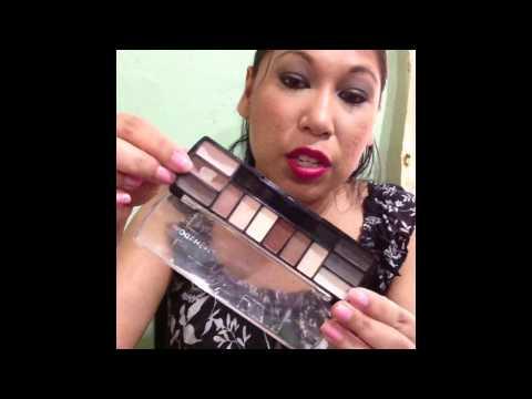 Pan that Palette: La Colors blushing Nudes palette