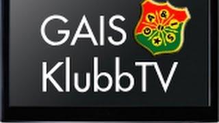 Presskonferens efter GAIS - Östersunds FK