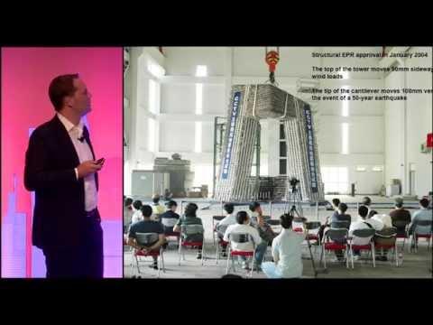 """视频: CTBUH 2014 上海会议— David Gianotten,""""摩天大楼的公共意义:深圳证券交易所及中央电视台新台址主楼"""""""