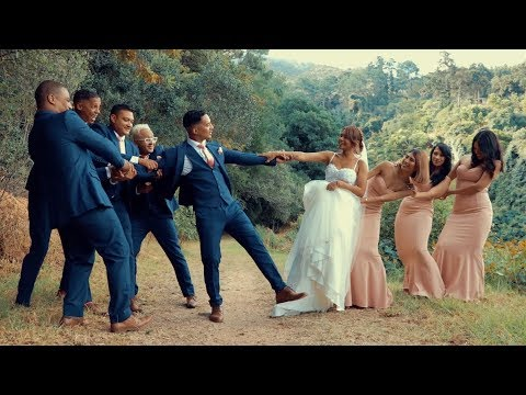 Best Cinematic Wedding | Clayton & Jade - CAPE TOWN | John Legend - A Good Night