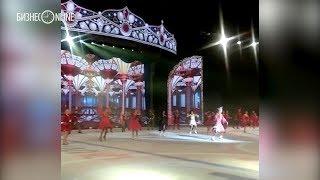 Татьяна Навка привезла ледовое шоу «Руслан и Людмила» в Казань