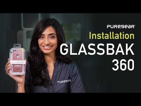 PureGear GlassBak 360 Installation