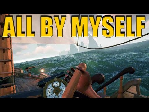 Sailing Solo in