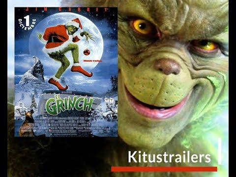El Grinch Trailer (Castellano)