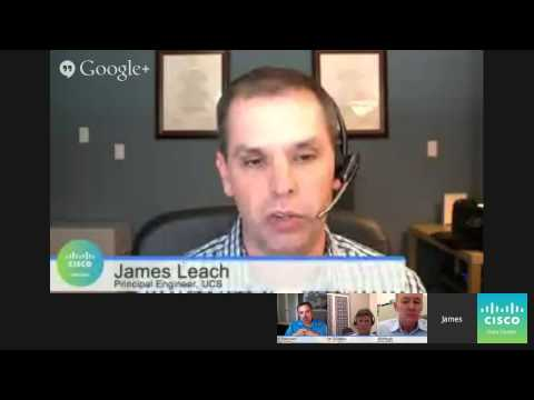 UCS Tech Talk Cisco UCS: Powering Applications at Every Scale