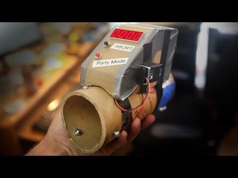 Potato Cannon Speed Sensor