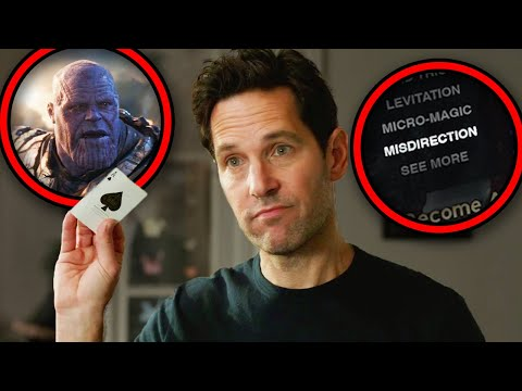 AntMan and the Wasp Breakdown! New Avengers Endgame Easter Eggs! | Infinity Saga Rewatch