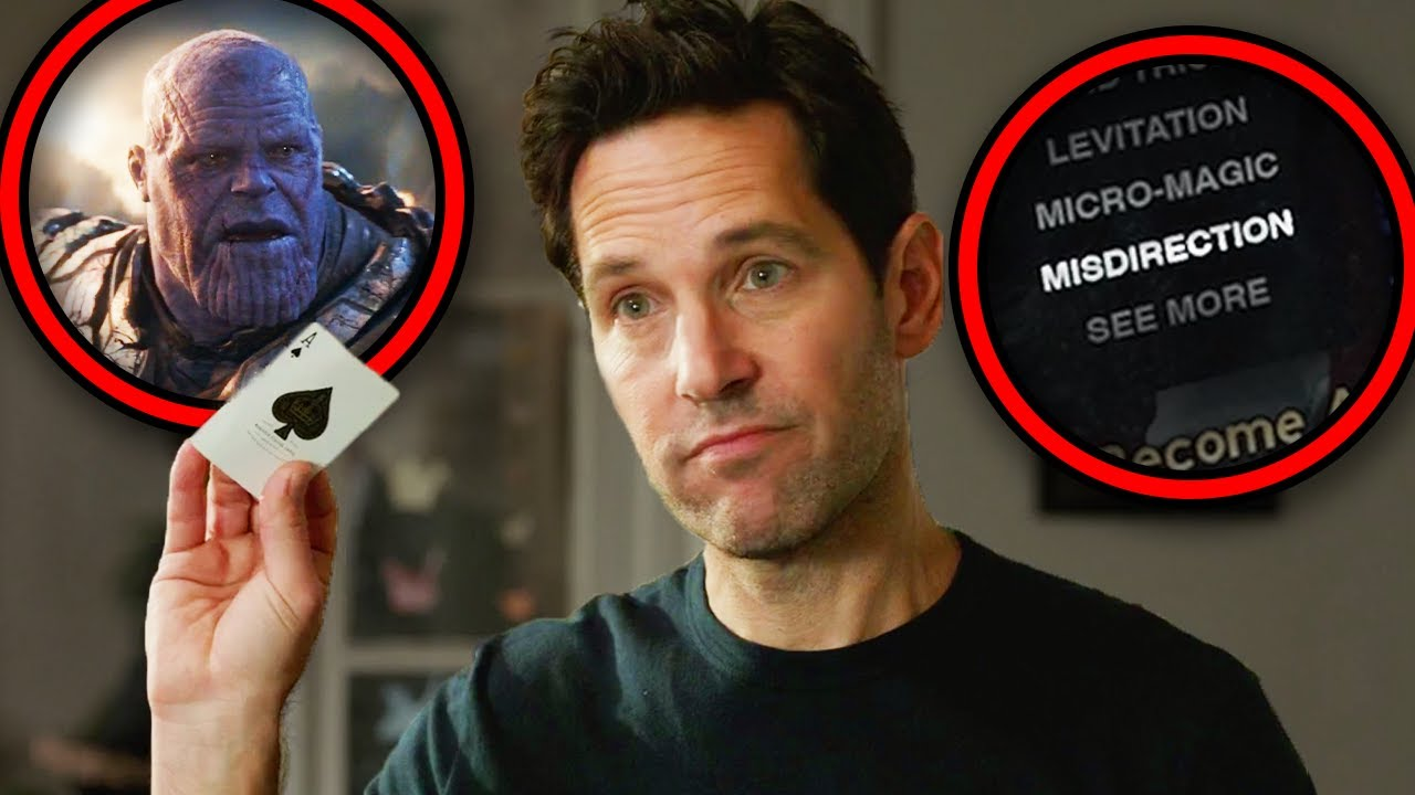 Download Ant-Man and the Wasp Breakdown! New Avengers Endgame Easter Eggs! | Infinity Saga Rewatch