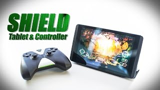 NVIDIA SHIELD Tablet & Controller Review