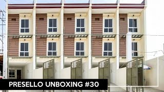 Presello Unboxing 30 | Fastest Selling  | Urbane Modern Townhouse for Sale in Quezon city, Project 8