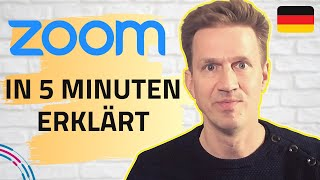 Zoom in 5 Minuten erklärt: So startest du deine Videokonferenzen