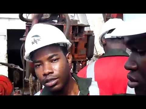 Institute of Drilling and Petroleum Engineering (IDPE ) Rig Practical Videos