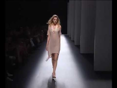 Bregje Heinen for Stefania Borras @ 080 Barcelona Fashion