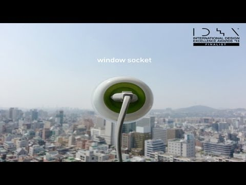 Window Socket By. KYUHO SONG