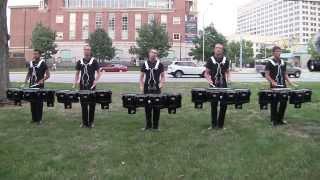 Cavaliers Drumline 2013 - Book 2