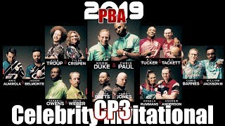 2019 Bowling - PBA Bowling CP3 Celebrity Invitational