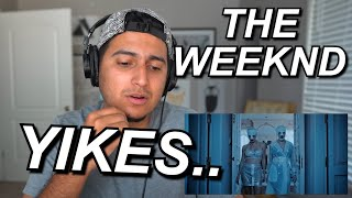 THE WEEKND - TOO LATE OFFICIAL MUSIC VIDEO REACTION!! | LA IS GRUESOME!!