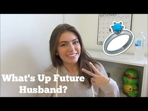 Video for My Future Husband