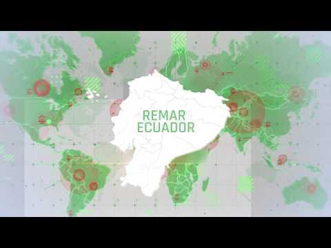 Trabajo realizado por REMAR EN LA PANDEMIA COVID19 // REMAR ECUADOR