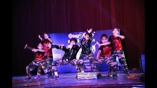 My Name Is Lakhan   Malhari   Tamma Tamma Again   Dance Performance By Step2Step Dance Studio
