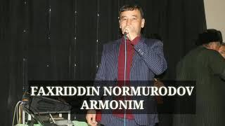FAXRIDDIN NORMURODOV.ARMONIM