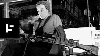 15 Badass Women of WWII