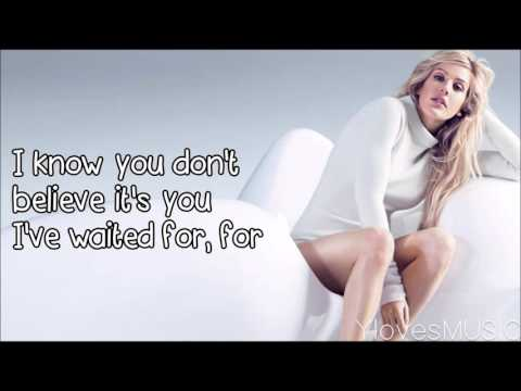 Ellie Goulding - Don't Need Nobody (Lyrics)