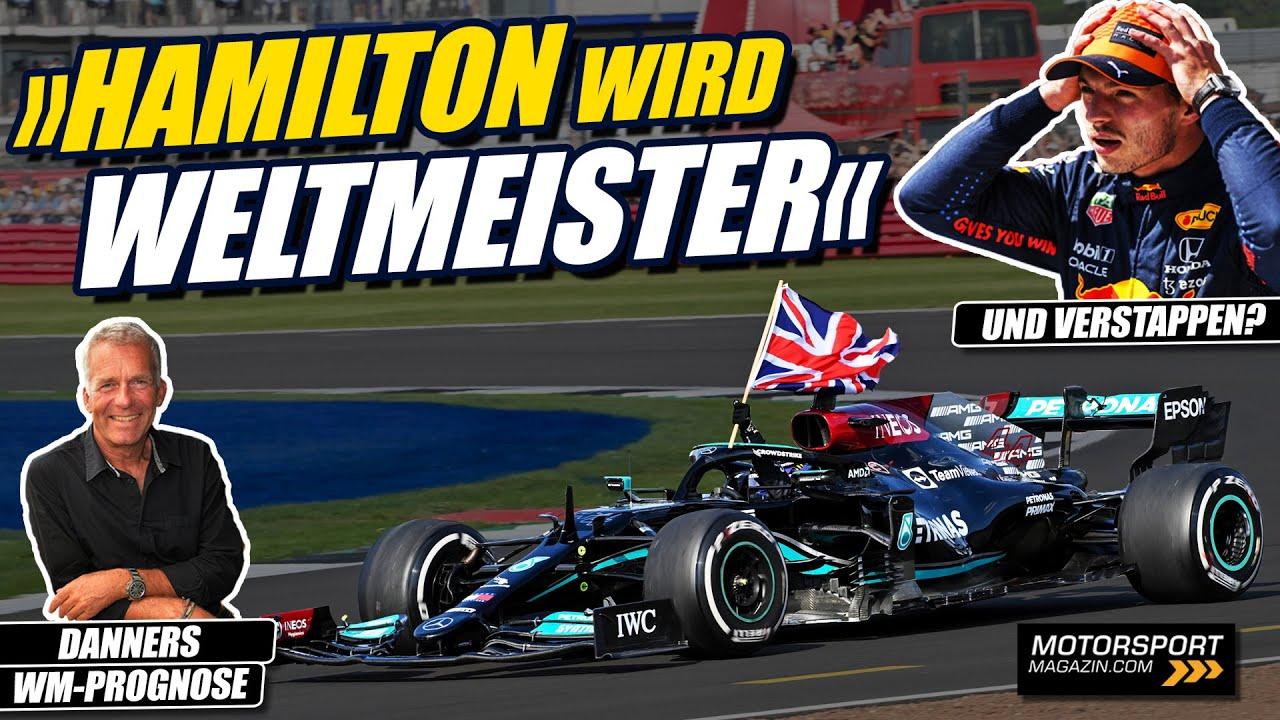 Download Hamilton vs. Verstappen: Wer wird Formel 1-Weltmeister 2021?   Danner spricht Klartext