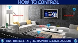 Create a custom Google Assistant IFTTT recipe, applet for Google Home, Android TV Box,