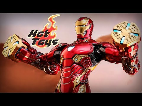 Iron Man Mark L  Hot Toys  Avengers Infinity War