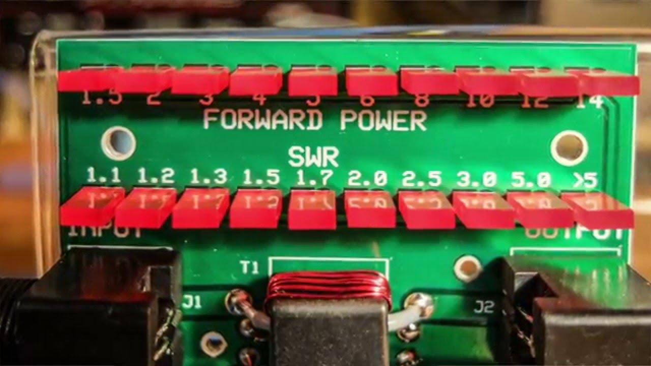 Elecraft W1 Power Meter