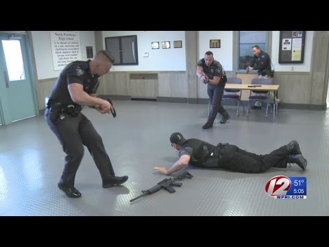 North Providence schools get active shooter detection system
