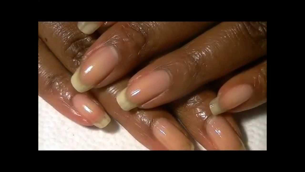 Natural/Organic Nail GROWTH Treatment