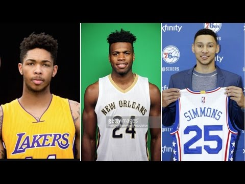 Who will win NBA ROOKIE OF THE YEAR?