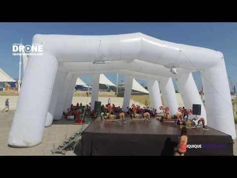 Mañanas Deportivas en Paseo Peatonal Puerto de Iquique