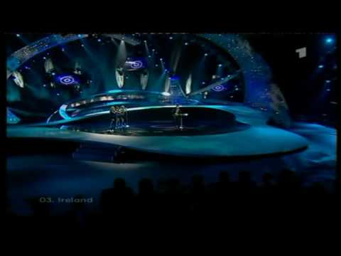 Eurovision 2003 03 Ireland *Mickey Joe Harte* *We've got the world*16:9