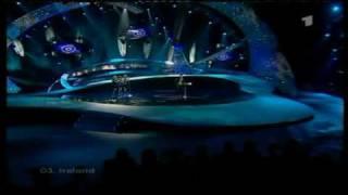 Eurovision 2003 03 Ireland *Mickey Joe Harte* *We