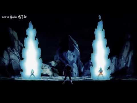 Goku y Vegeta vs jiren (DBS) cap 123 sub en español