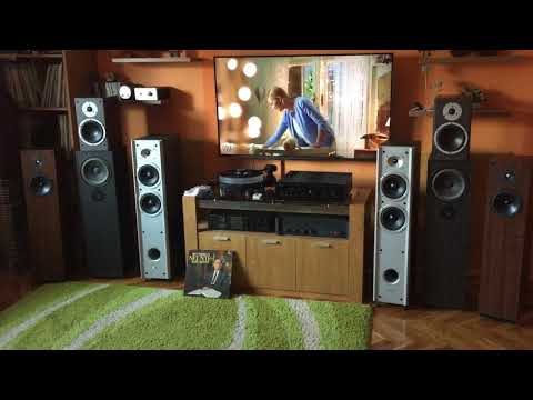 Dynaudio x16,Jamo S 708,Audio Note AZ2,Heed Standard Two