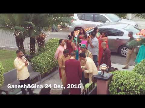 Ganesh Weds Gina - Guyana