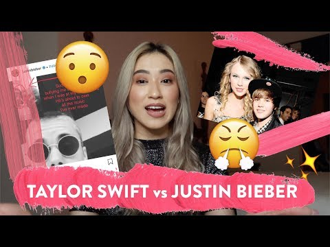CELEBRITY BEEF: Taylor Swift x Justin Bieber (BAHASA INDONESIA) Mp3