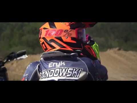 Eryk Landowski MX Rider 7 Years Old Borntomx