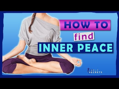 How to find inner peace within yourself | make your soul happy