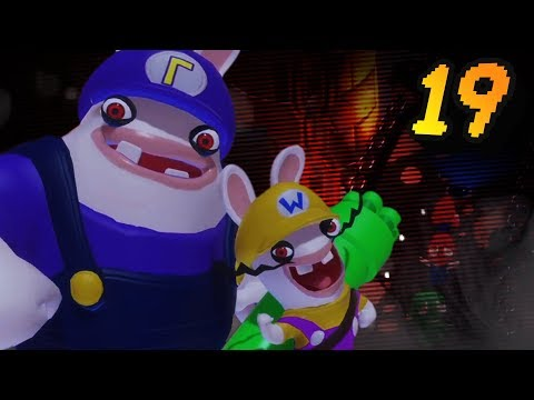 Mario + Rabbids Kingdom Battle - 19 - One Man And A Dream
